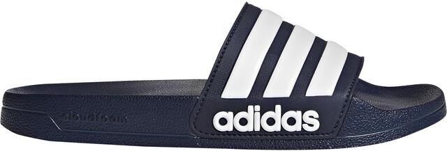adidas Adilette Shower Sandals Herren collegiate navyftwr whitecollegiate navy